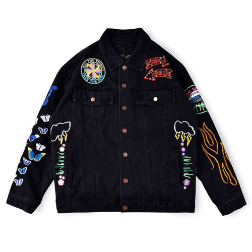 Travis Scott Denim Jacket (514)