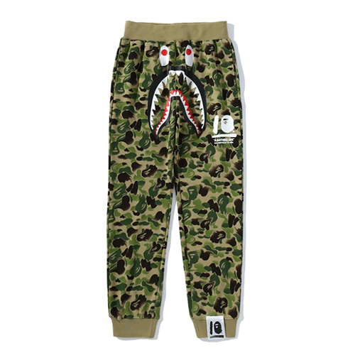 BP 2Color Camouflage Shark Casual Pants (1276)