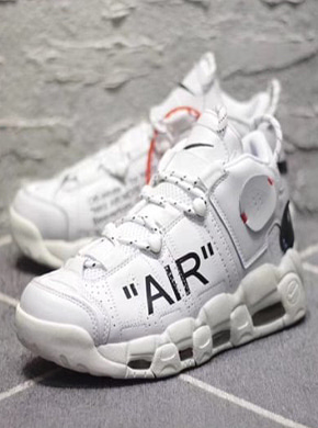 OFF x AIR MORE UPTEMPO