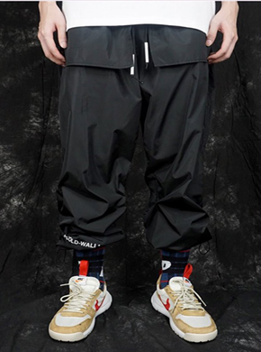 A-COLD-WALL* ACW 밴딩 drawstring PANT