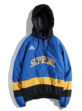 SUP 18FW  로고 아노락 3Color 자켓