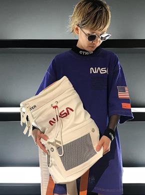 [업] HERON 헤론 x NASA 18FW 2Color 백팩