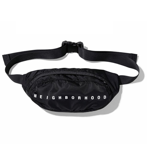 NBHD 19SS 2Color Waist Bag (469)