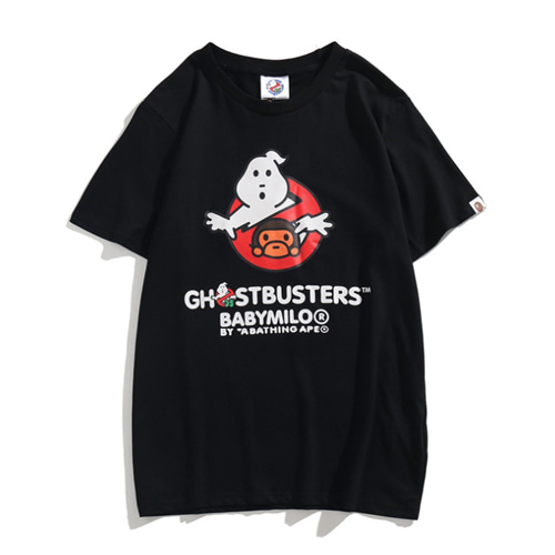 BP 2Color Ghost Printing TEE (824)
