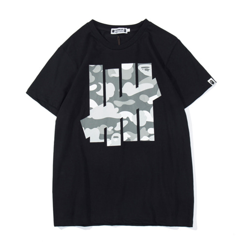 BP 2Color Camouflage Printing TEE (827)