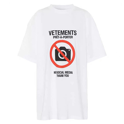 VTM Photography Prohibited Printing TEE (882)