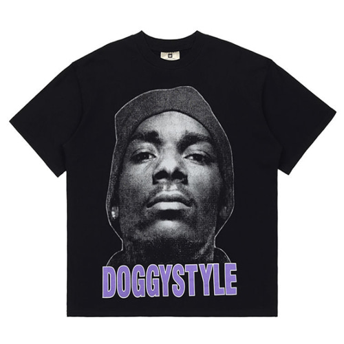 Snoop Dogg Portrait Printing TEE (875)