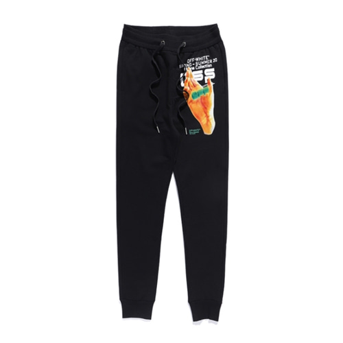 @W 3D Direct-injection Printing Casual Pants (1232)