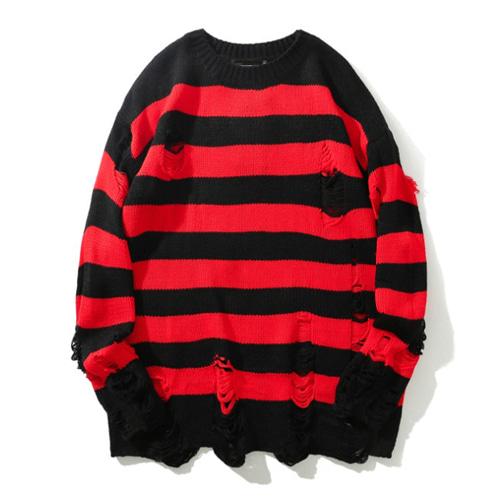Red and Black sweater (1196)