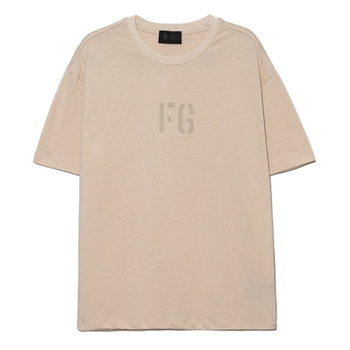 FOG 3Color Letter Printing TEE (1301)