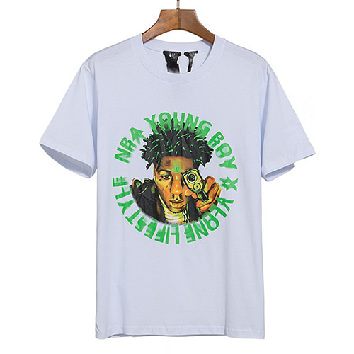 VLONE Portrait 2Color Printing TEE (1317)