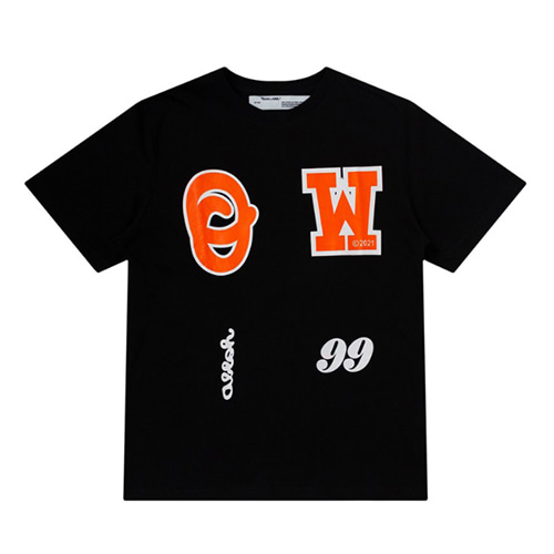 @W Glue Foam 99 Arrow Printing TEE (1309)