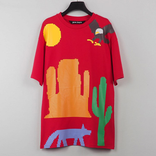 PALM 3Color Printing TEE (1330)